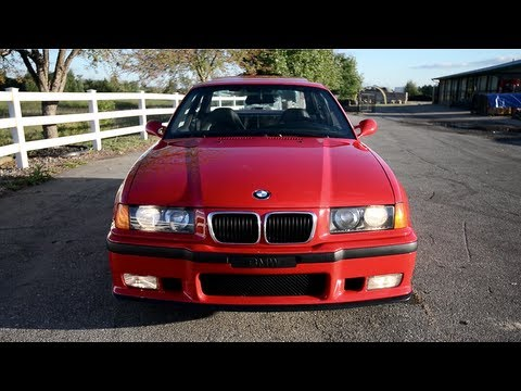 1997 E36 BMW M3 Coupe - WINDING ROAD Sights and Sounds