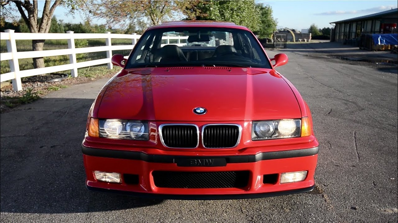1997 E36 Bmw M3 Coupe - Wr Tv Sights And Sounds