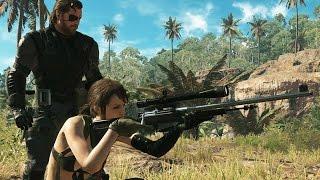 He jugado 20 horas a Metal Gear Solid V: The Phantom Pain y ahora no quiero que acabe nunca