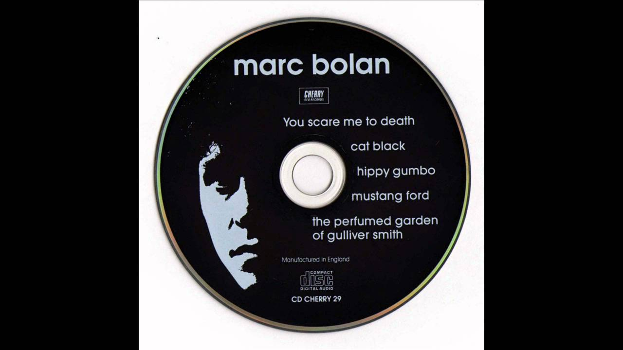 Marc Bolan Hippy Gumbo Misfit