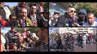 بالفيديو..الجماهير الغيورة على فريق المغرب الفاسي تنتقل من فاس إلى الرباط احتجاجا على المرنيسي | خارج البلاطو