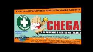 Curso para CIPA  Cipeiros  - youtube