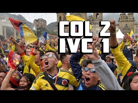 Does Colombia Have The Best Goal Celebrations? [Columbia vs. Ivory Coast Recap]