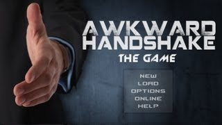 Awkward Handshakes Video Game