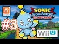 Capture The Chao / Battle Racing with UltraNick24 and Kile&quot; - Sonic &amp; All Stars Racing Wii U Online