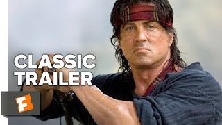 Rambo (2008) Official Trailer Sylvester Stallone Action