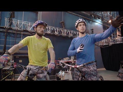 Trial Bike Collaboration | Cirque Du Soleil- VOLTA
