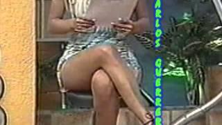 Ingrid Coronado Enseñando Piernas Patotas2