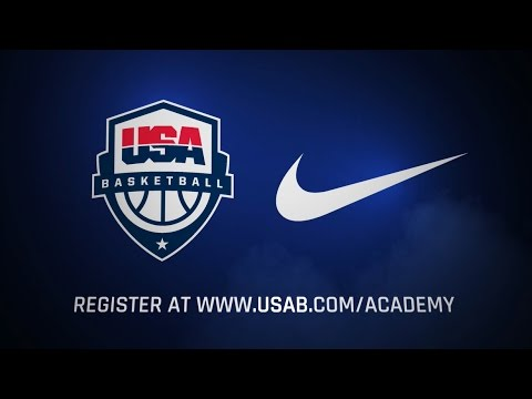 The USA Basketball Coach Academy - presented by Nike