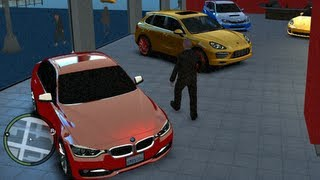 GTA4 CAR MOD GARAGE AMAZING!