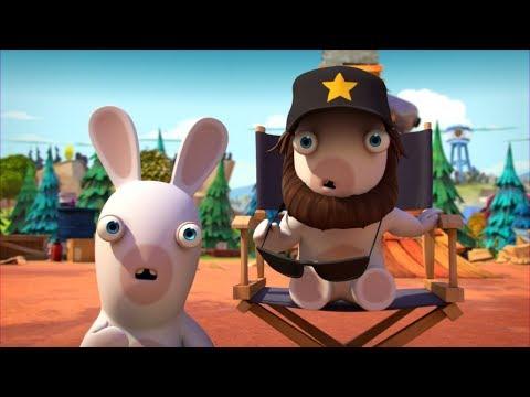 Rabbids Invasion - Zajac vo filme
