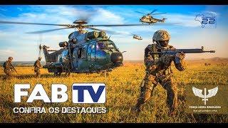 Nesta edição do programa FAB TV, você acompanha como foi o Exercício Operacional Tápio – um treinamento que envolveu dezesseis ações de Força Aérea e contabilizou mais de mil horas de voo, no Mato Grosso do Sul.
