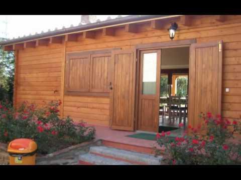 Casas de madera en madrid
