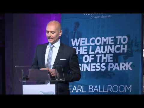 The Business Park - Launching event