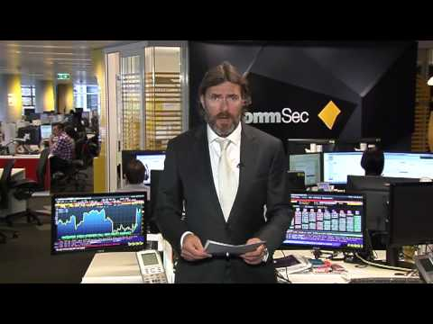 24th Mar 2014, CommSec End of Day Report: Buyers show resolve despite weak Chinese data