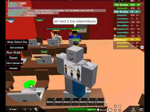 Roblox The Movie: School Part 1
