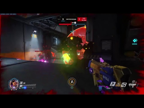 Misery_nV is LIVE! Overwatch Season 9 - Sombra Main - The climb back to Master