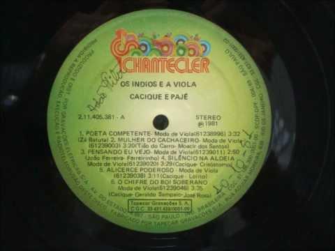 Cacique e Pajé - O Chifre do Boi Soberano (LP/1981)