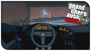 GTA 5 Online FIRST PERSON GLITCH! (How To / Tutorial