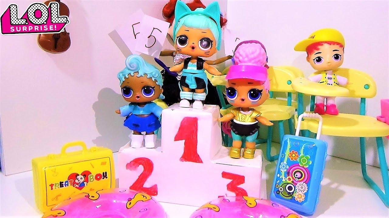 Куклы LoL Surprise для детей, купить Куклы LoL Surprise