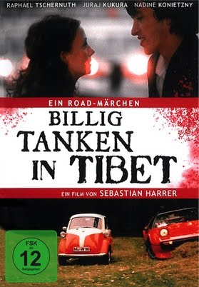Billig Tanken in Tibet