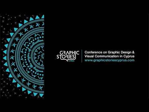 Graphic Stories Cyprus 2018 | 4th Conference on Graphic Design & Visual Communication