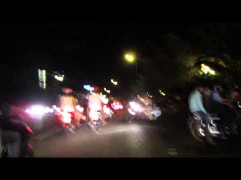 Đua xe vũng tàu 30/04/2013 vs Cảnh sát giao thông