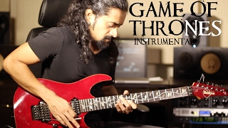 Game Of Thrones Theme - Metal Version // Guitar Cover