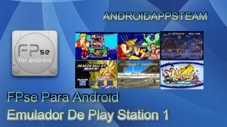 FPse Para Android Emulador De Play Station 1