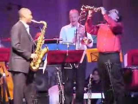 Johan van der Linden/Branford Marsalis saxophone