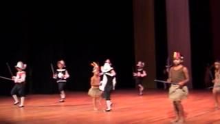 Baile Paloteo Del Edo Bolìvar De Danza Maguari