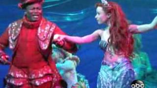 The Little Mermaid On Broadway Under The Sea