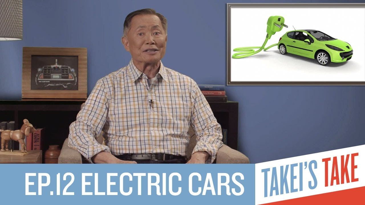 What Car Does George Takei Drive