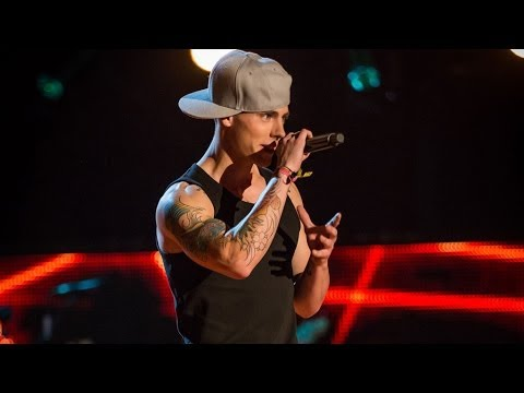 Joe West performs 'Mirrors' - The Voice UK 2014: Blind Auditions 7 - BBC One