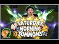 SUMMONERS WAR Saturday Morning Summons 10 21 17