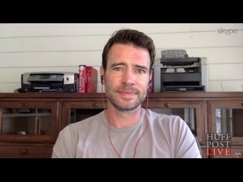 Scott Foley Interview: Making Out With Pregnant Kerry Washington