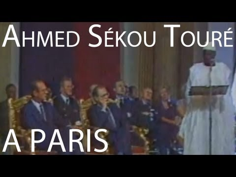 Ahmed Sékou Touré à Paris - vol 2
