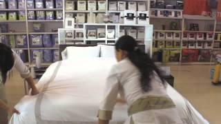 Como tender una cama estilo hotelero