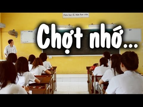 [c2hs] Chợt Nhớ (lyrics) Dành Cho Những Bạn Nào Sắp Rời Xa Mái Trường Cũ <3 :)