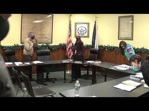 Champlain Village Board Meeting  12-14-20