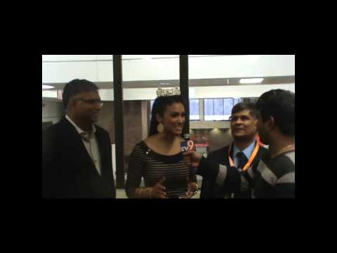 Miss America 2014 Nina Davuluri Interview