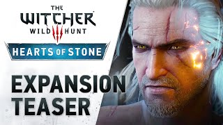 The Witcher 3: Wild Hunt - Hearts of Stone - Kiegészítő Teaser