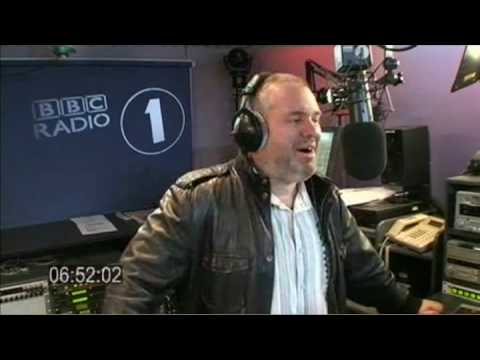 Moyles - Chris' helicopter trip (Web Streaming Mon 22 Jun 06:47-06:52)