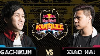 Red Bull Kumite 2017: Gachikun vs Xiao Hai | Top 16