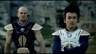 DragonBall Z Saiyan Saga (Dragon Ball Z Live Action