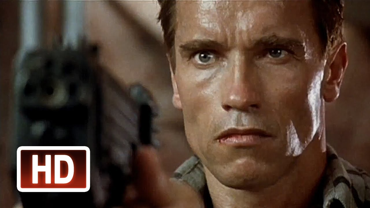 Total Recall 1990 Trailer Hd Arnold Schwarzenegger Youtube
