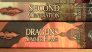 My Dragonlance Collection view on youtube.com tube online.