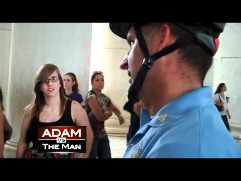 RT's Adam vs the man host Adam Kokesh arrested -2Dy2YSRFPb0