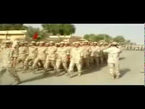Lính quân đội Việt Nam có mặt tại UAE (Các tiểu vương quốc ả rập)