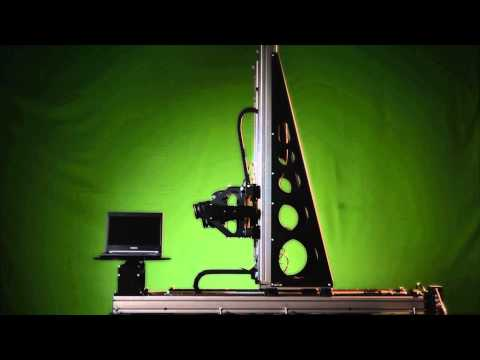 MRMC - Orbital rig - 360 degree Motion Control for e-commerce and archival photography